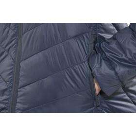 Meru Hallcombe Padded Jacket Men Dark Denim